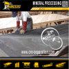 Gravidade do equipamento de mineração do minério do ouro que agita a fábrica de tratamento do ouro da tabela