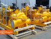 Pompa ad acqua del motore diesel (impostare) per controllo di inondazione della città