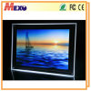 Advertizing (CST01-A3L-02)のためのテーブルトップのFunny Acrylic LED Photo Frame