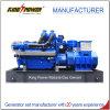 800kw/1000kVA ouvrent le type le générateur 50Hz/1500rpm de gaz naturel