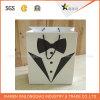 Zak de van uitstekende kwaliteit van het Document van de Prijs van de Fabriek met Handvat