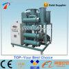 Máquina del filtro de petróleo del transformador del sistema de dos vacíos