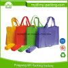 Réutilisation de la promotion pliable Pocket non-tissée de sacs d'Eco pp