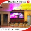 Farbenreiche Bildschirmanzeige-Zeichen-Bildschirm-Video-Innenwand LED-P6