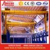 1.5+1.5 Manueller Kran für Aluminiumanodisierenzeile