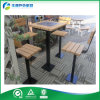 옥외 Furniture Picnic Table Set Chess Table 및 #304 Stainless Steel Chessboard (FY-047H)를 가진 Bench Seat