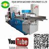 Guardanapo da alta qualidade que faz a máquina com equipamento de impressão da cor