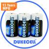 0% Hg Battery Lr20 Alkaline Battery 1.5V d