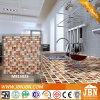 台所Table Decoration、15X15X8mm Stone Mosaic Mix Glass Mosaic (M815033)