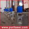 Distribuidor mezclado de la cortadora del tubo del laser del metal del no metal