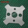 Präzision CNC-maschinell bearbeitende Aluminiumteile mit ISO-Qualitäts-Befestigungsteilen