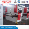 Wc67y-125X3200 Hydraulic Steel Plate Bending 기계 또는 hydrualic Folding Machine