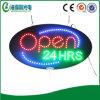 La DEL ouvrent 24 heures de signe de Businese