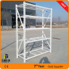 1.8X0.6X2.5 Meter Warehouse Rack con Mesh Decking