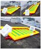 Aufblasbarer Fußballplatz-aufblasbares Seifen-Fußballspiel, Seifen-Fußballspiel B6060
