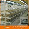Duty médio Carton Flow Rack com CE Certificate