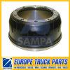 3834230201 Bremstrommel-LKW-Teile für MERCEDES-BENZ