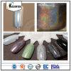 Le colorant argenté de Holo, effet de Kolortek pigmente le constructeur