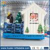 Aangepast Opblaasbaar Kasteel, Opblaasbaar het Springen van Kerstmis Huis