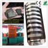 Triturador da borracha da tecnologia avançada e do consumo de baixa energia