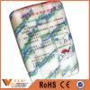 Couverture décorative de pinceau de chemise de rouleau de peinture de tissu d'usine