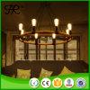 Indicatori luminosi Pendant di legno poco costosi moderni per il servizio italiano