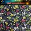 Tissu de chemise dans le tissu d'impression de polyester de la fleur colorée (YH2128)