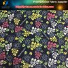 Tela de Shirting en tela de la impresión del poliester de la flor colorida (YH2139)