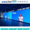 Afficheur LED visuel polychrome flexible du grand panneau extérieur HD Premeter P25 de DEL