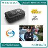 Ambarella A12 4G GPS WiFi Cmsのソフトウェアのボディによって身に着けられているカメラが付いている極度のHDボディカメラ