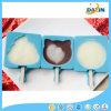 Различная прессформа мороженного силикона качества еды формы
