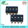 Typ 4 Dip-Schalter der Begrenzungs-SMD der Methoden-SMT 2000 Schleifen minimal