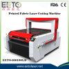 Cortadora impresa materia textil del laser de la tela (EETO-160130LD)
