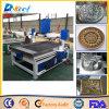 Máquina de gravura do router do CNC do MDF do plástico do metal de China para a venda