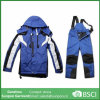 Теплые установленные одежды малышей пальто делают Windproof куртки водостотьким девушок мальчиков