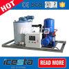 Icesta máquina de gelo da câmara de ar de 1 tonelada 220V