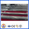 Aufbau-Maschinerie-Stahlgang-Zahnstange