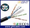 25AWG câble extérieur de réseau du Cu UTP Cat6e