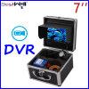 Videoaufzeichnung 7p3 der UnterwasserÜberwachungskamera-7 '' des Monitor-DVR