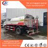 camion de pulvérisateur de bitume de camion de réservoir de bitume de camion-citerne de la distribution du bitume 10t