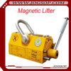 Imán de elevación 2200lb del levantador de 1000 kilogramos del alzamiento resistente magnético de acero de la grúa