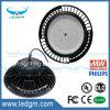 UL No. E485057 Dlc Lm79 200W 150W 100W UFO LED 기업 36W에 240W를 위한 높은 만 빛