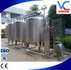 planta semiautomática da limpeza de 1000L CIP para a bebida