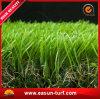 het Zachte Synthetische Gras van 45mm voor het Modelleren van de Tuin