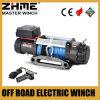 4WD 4X4 del torno eléctrico del cabrestante del camino 15000lbs con la cuerda sintetizada