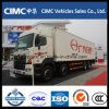 Caminhão do camião de Hino 8X4 350HP/caminhão da caixa