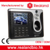 Sistema biometrico di presenza di tempo di Realand (A-C101)