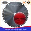 Lâmina de serra de soldadura a laser de 105 a 800 mm para corte de finalidade geral