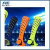 高品質の綿はフットボールのソックスを強打する