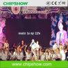 Écran d'intérieur polychrome du petit Pixel LED de Chipshow P4